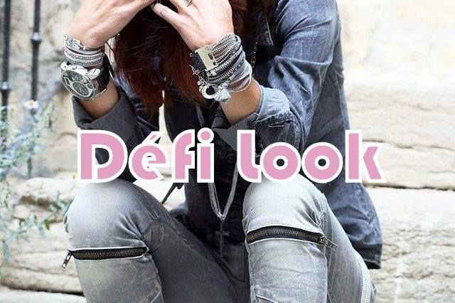 Défi look : Moderne en total look jean
