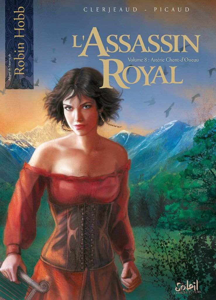 Assassin Royal tome 8