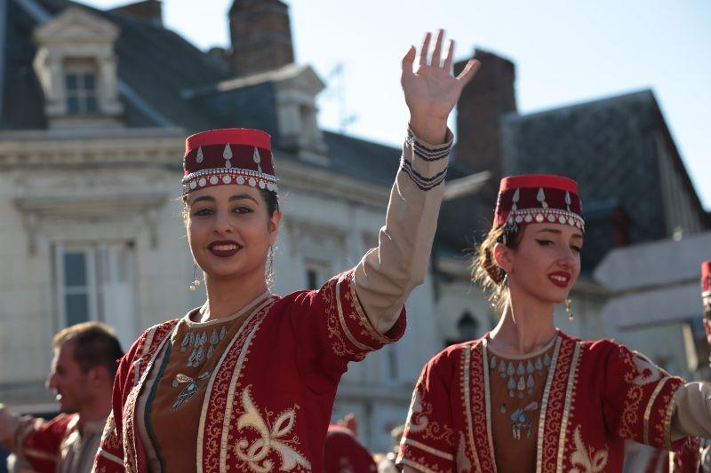 L'Arménie au Festival de Montoire 2016