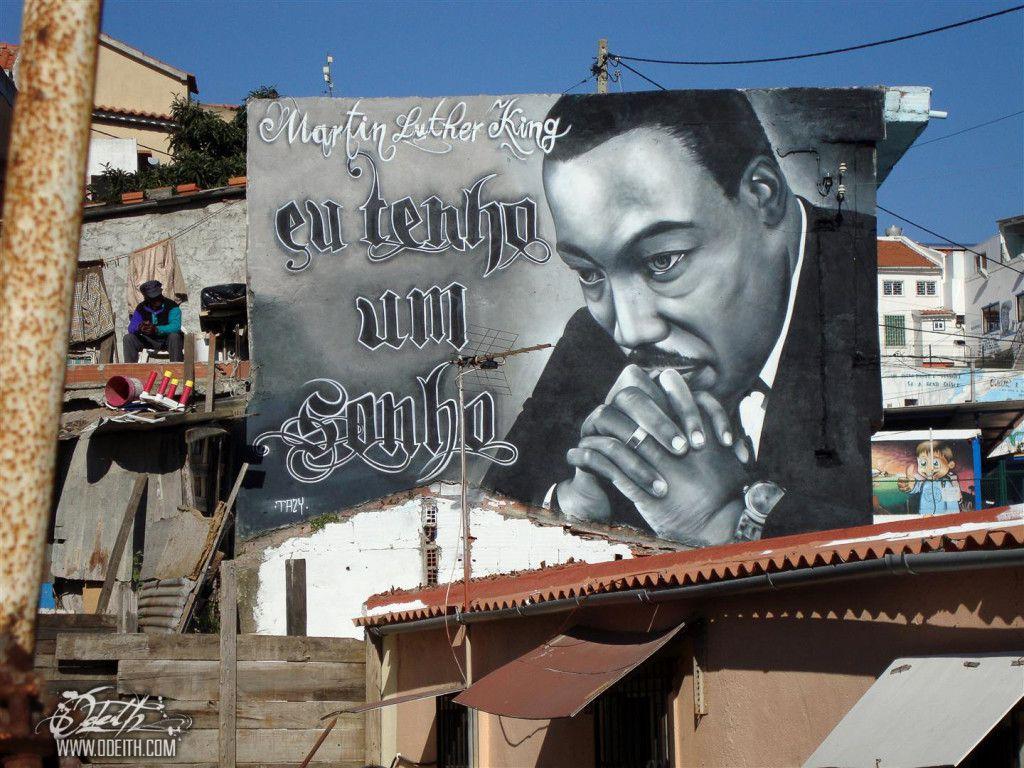 ART URBAIN: à la découverte des oeuvres de Odeith peintre muraliste