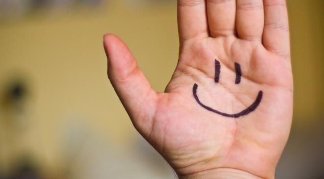 Petit clin d'oeil &quot&#x3B;sourire&quot&#x3B;,pour le plaisir