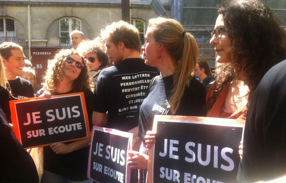 Liberté d'opinion : Loi sur le renseignement : « lettre à ceux qui s'en foutent » de Laurent Chémia