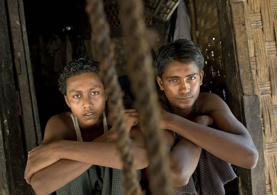 L'acteur américain Matt Dillon apporte son soutien aux musulmans Birmans persécutés