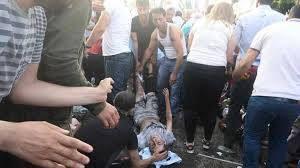 Derniére minute : Attentat en Turquie , bilan provisoire de 2 morts et 100 bléssés !