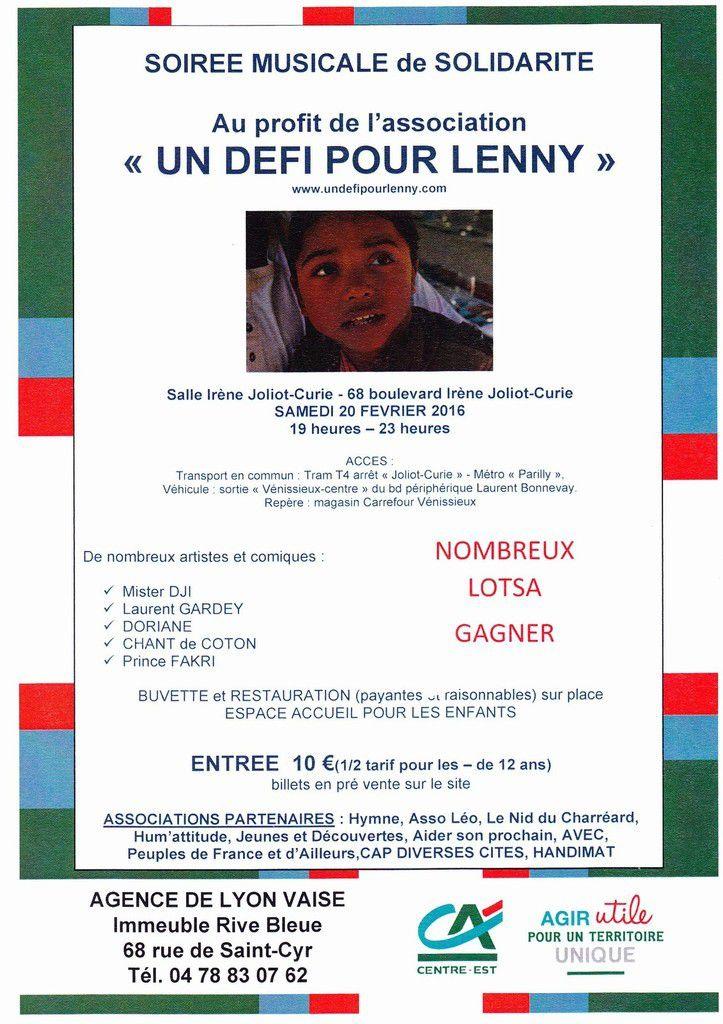 Vénissieux : Messages vidéo de Vénissians et d'ailleurs, en soutien au petit Lenny (1ere Partie)