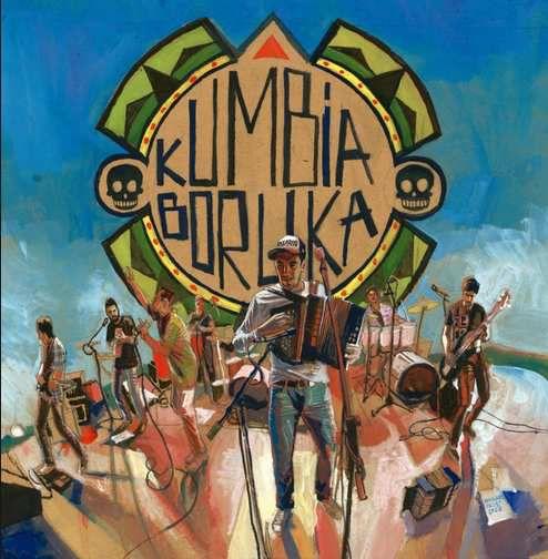 Le groupe kumbia boruka