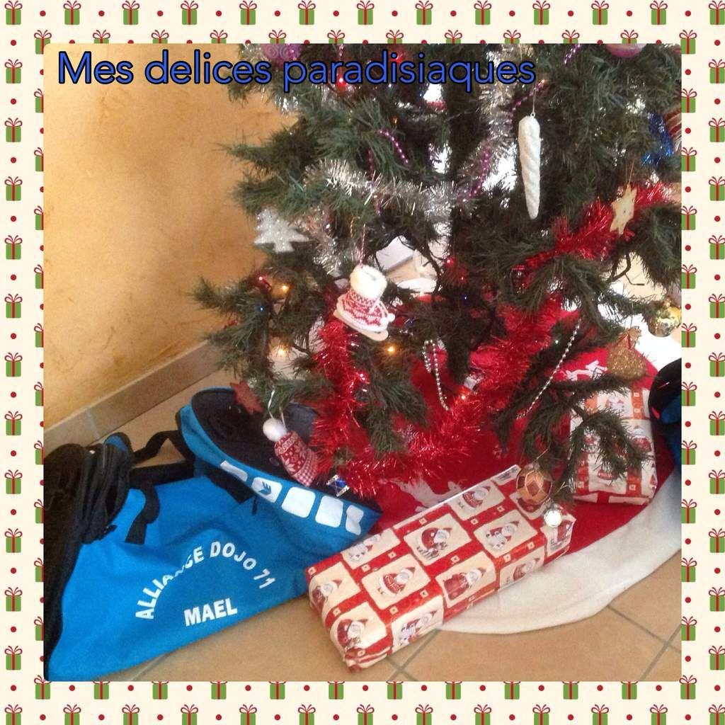 les cadeaux !!