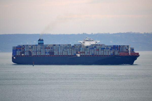 Le Maersk Eubank