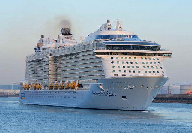 Royal Caribbean : deux géants du groupe au Havre