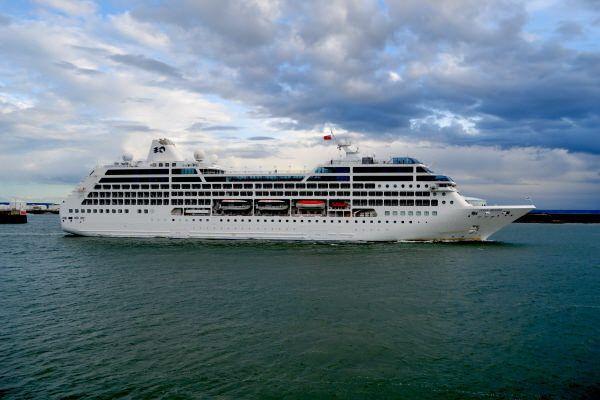 Demain, escale inaugurale de l'Ocean Princess à Cherbourg