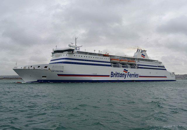 Appareillage du Cap Finistère pour Portsmouth aujourd'hui