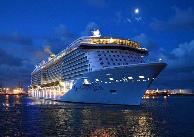 Demain, retour de l'Ovation of the Seas, plus grand paquebot accueilli à Cherbourg