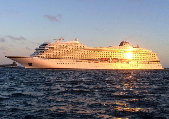 Après les premières escales, Cherbourg attend encore sept navires en mai