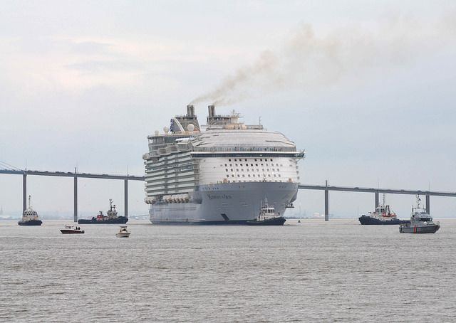 Harmony of the Seas : l'escale exceptionnelle du 27 mai à Cherbourg en détails
