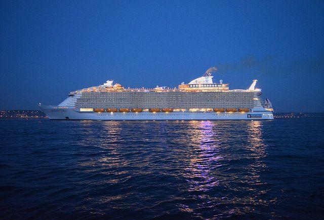 Harmony of the Seas : de la mer à la rade en images