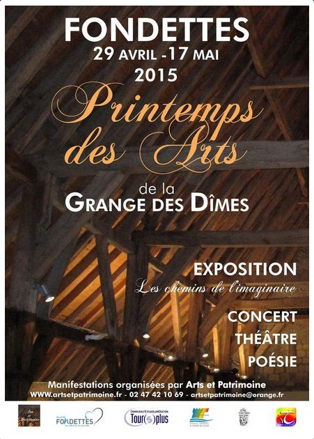 &quot&#x3B;Les Justes&quot&#x3B; DIM 17 MAI au Festival Printemps des Arts de Fondettes (37)