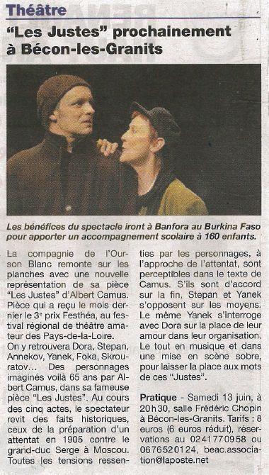 Le Haut-Anjou - 05/06/15