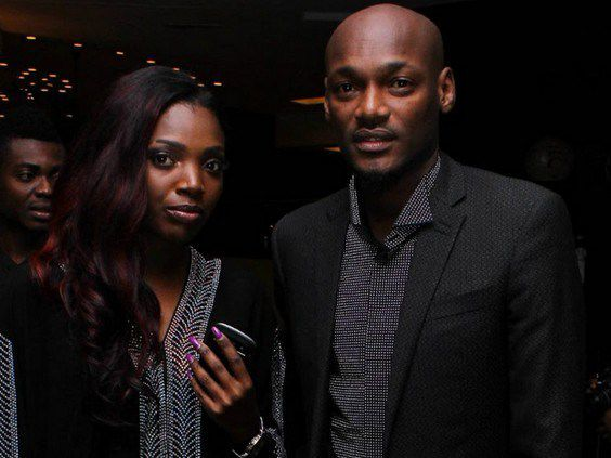 OMG!!! Check Out This Throwback Photo Of 2face And Annie Idibia