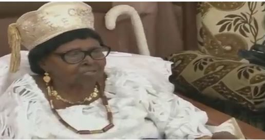 Photos From The 99th Birthday Thanksgiving Ceremony Of H.I.D Awolowo