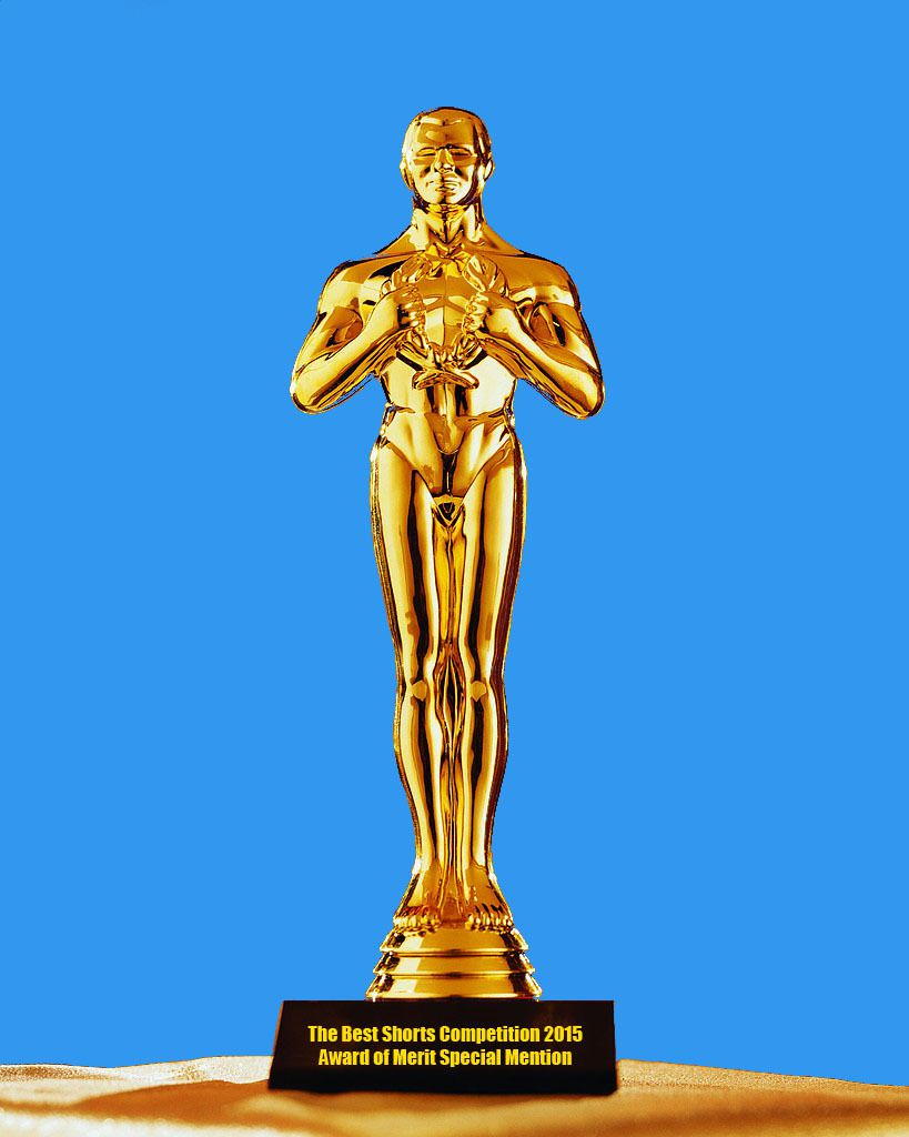 Winning an Award for &quot&#x3B;Justice&quot&#x3B; from &quot&#x3B;The Best Shorts Competition&quot&#x3B;