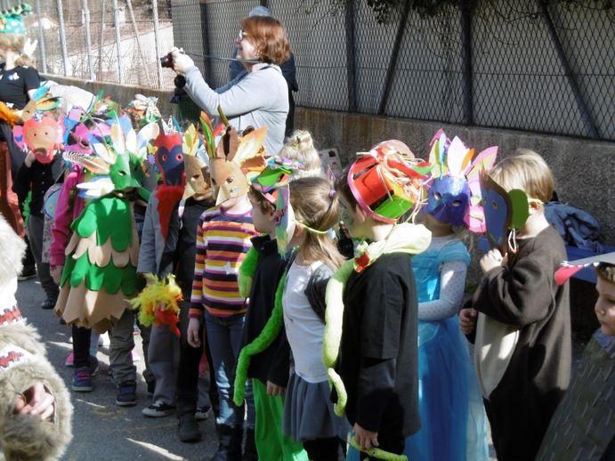 Carnaval de l'école Notre Dame