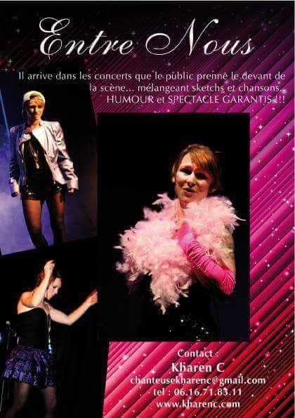 KAREN C : du chant au one woman show