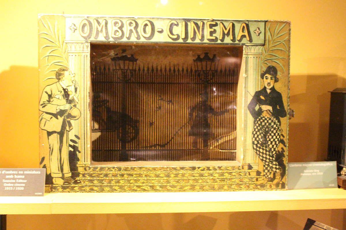 Passion cinéma à GERONE.