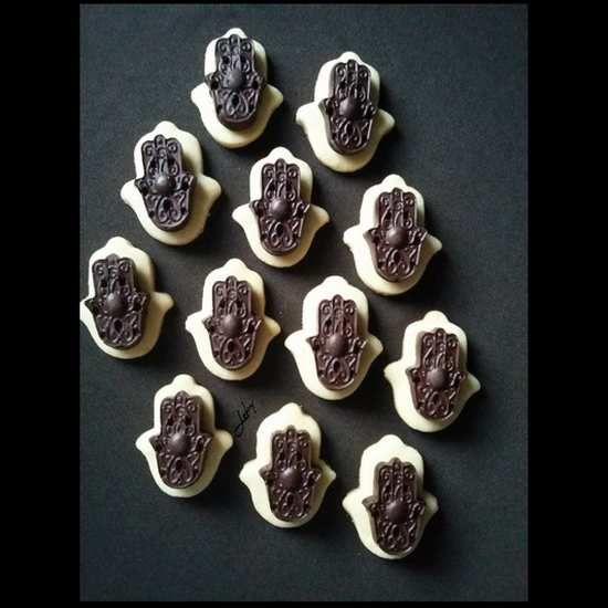Biscuits main de fatma &amp&#x3B; arabesques