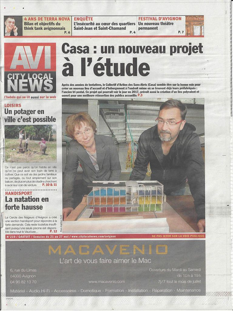 AVI, CITYLOCALNEWS, 21/04/2014