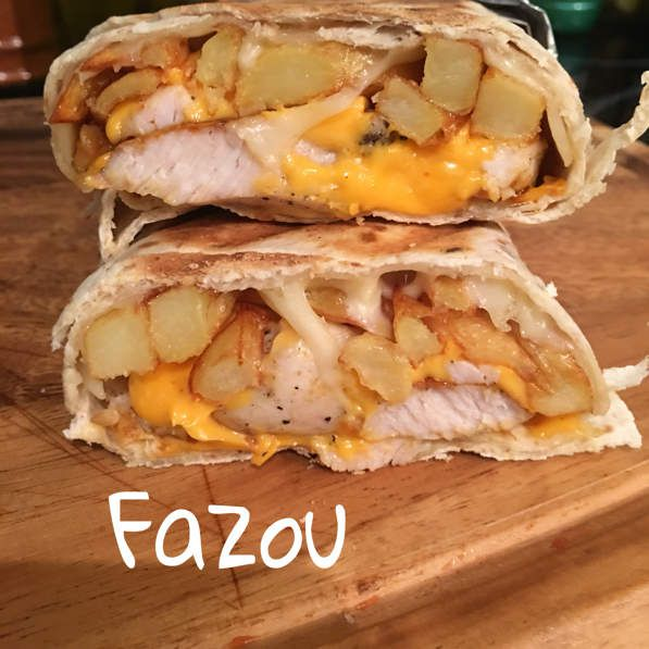 Recette sauce fromagere tacos affordable tacos poulet frites sauce fromage with recette sauce - Recette tacos sauce fromagere ...