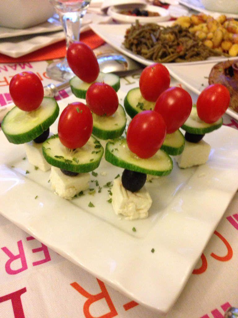 Recette Cake Feta Tomates Cerises