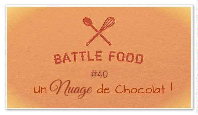 Rocky Road Cheesecake {chocolat &amp&#x3B; chamallows}. Battle Food #40.
