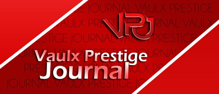 The Vaulx Prestige Journal édition n°155