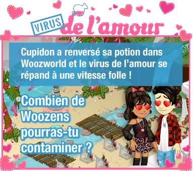Le VIRUS de l'amour !