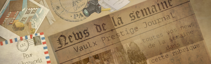 The Vaulx Prestige Journal édition n°192