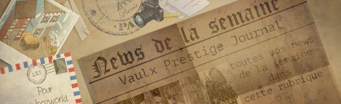 The Vaulx Prestige Journal édition n°198