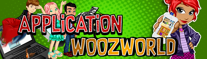Application Woozworld