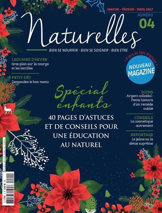 Article Magazine Naturelles