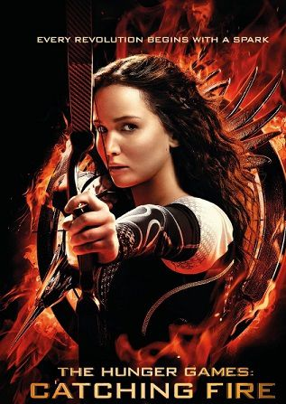 HUNGER GAMES : L'EMBRASEMENT allo cine