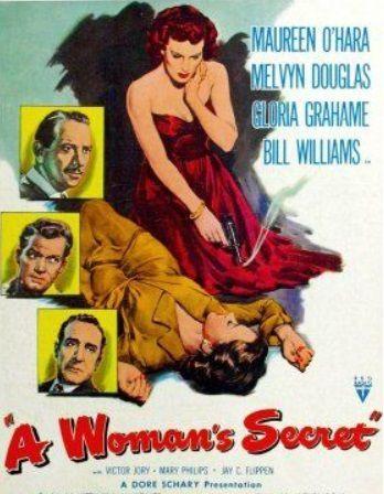 SECRET DE FEMME (1949)