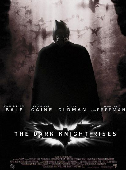 BATMAN 3 THE DARK KNIGHT RISES