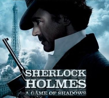 SHERLOCK HOLMES : JEUX D'OMBRES