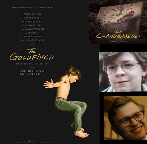 LE CHARDONNERET (2019) titre original :THE GOLDFINCH