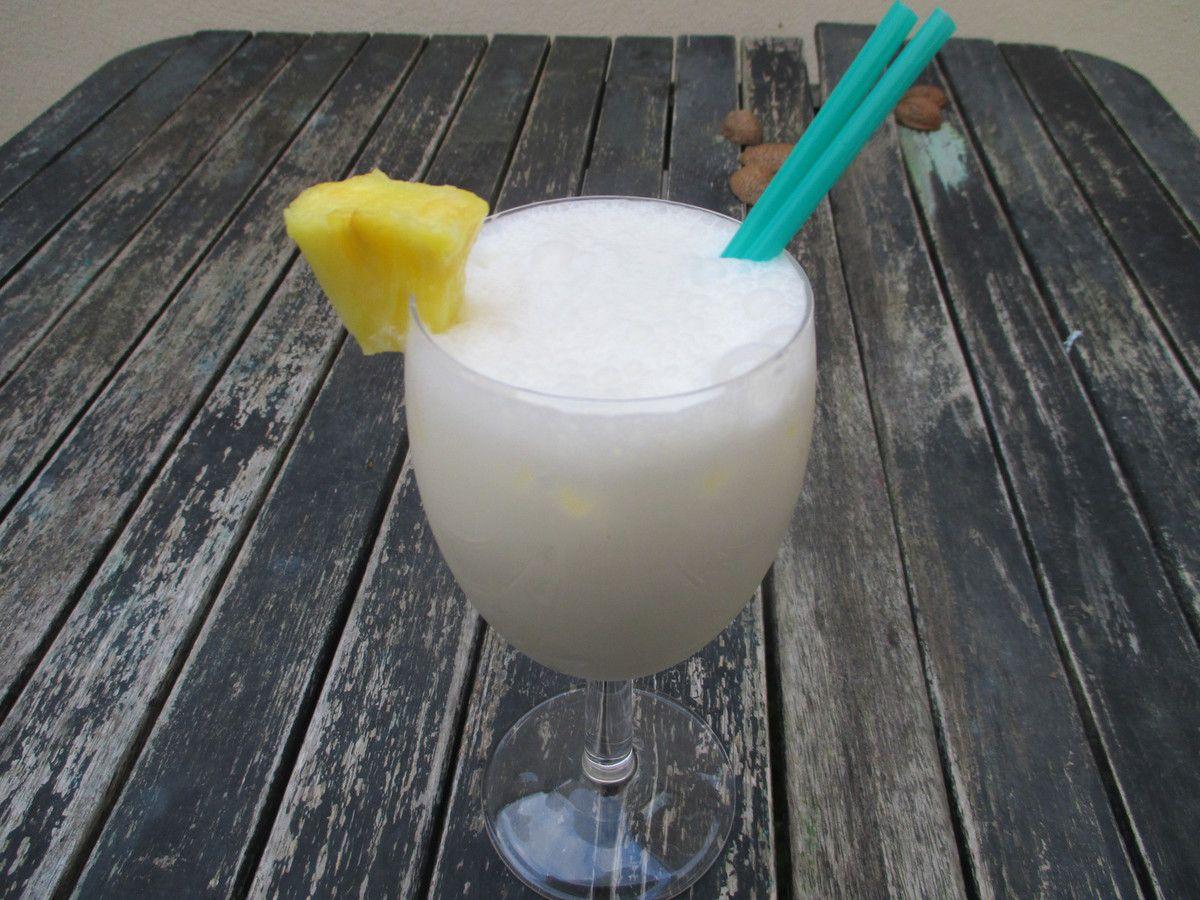 Visuellement je trouve ce cocktail super ....