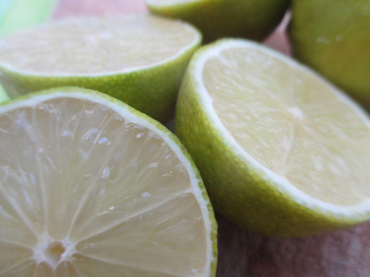 Le citron çà fait toujours penser à l'été je trouve ...