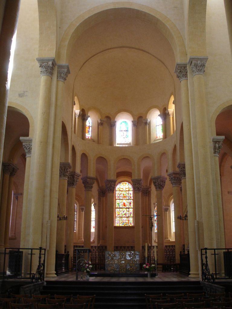 Notre Dame du Port (11°-12° s.), Clermont Ferrand
