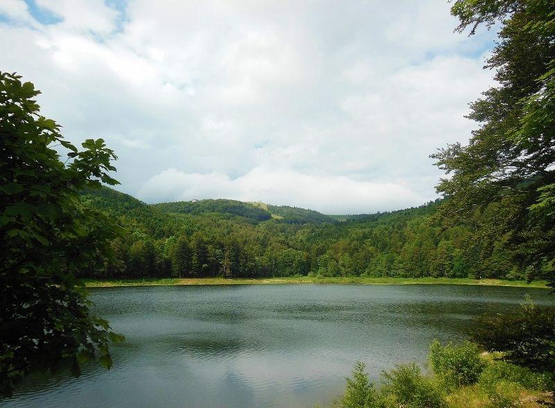 Le lac de la Lauch - 68