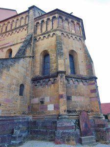 Mystérieux murs à Pfaffenheim - 68