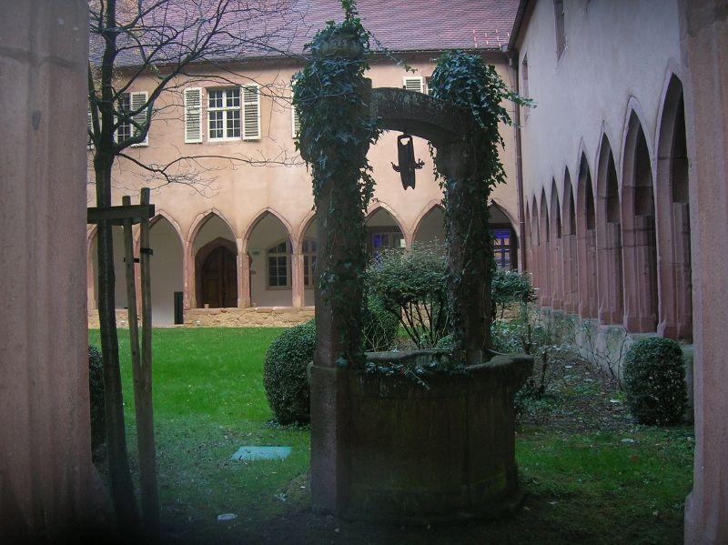 Les Dominicains de Hte Alsace - Guebwiller - 68