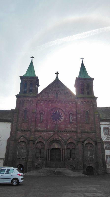L'Abbaye de l'Oelenberg